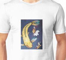 Koi on the warpath Unisex T-Shirt