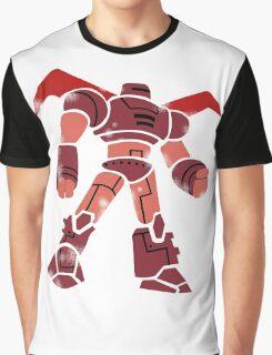 Big Hero Robot Graphic T-Shirt