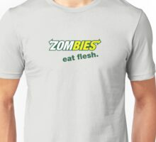 Zombies - Eat Flesh Unisex T-Shirt
