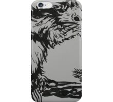 Squirrel bout to groom iPhone Case/Skin