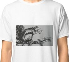 Squirrel bout to groom Classic T-Shirt