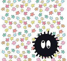 Crazy Soot Sprite by missmann