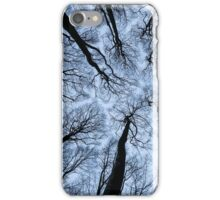 In between trees iPhone Case/Skin