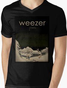 Weezer - Pinkerton Mens V-Neck T-Shirt