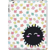 Delighted Soot Sprite iPad Case/Skin