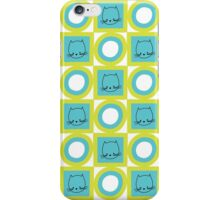 Square Cats iPhone Case/Skin