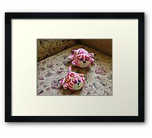 Bagpuss Twins Framed Print