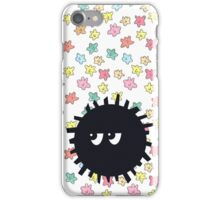 Irritated Soot Sprite iPhone Case/Skin