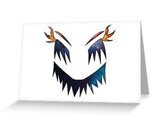 The Monster Inside Me Greeting Card