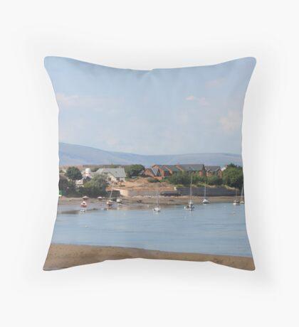 North Scale Village Walney Throw Pillow