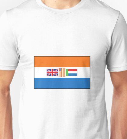 South Africa Flag Unisex T-Shirt