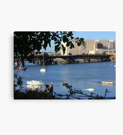 Walney Bridge Canvas Print