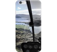 Helicopter High ( 3 ) Half and Half iPhone Case/Skin
