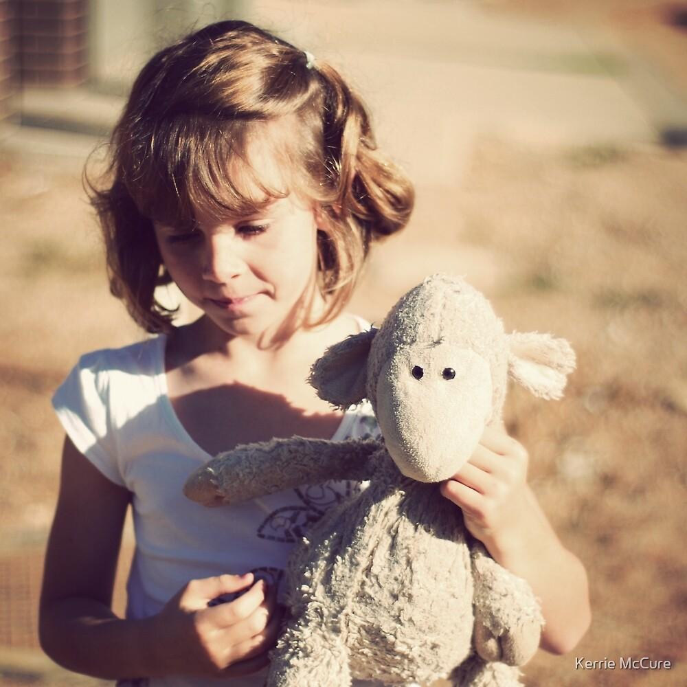 Sheepy and me by KerrieMcSnap