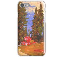 Little Brick House iPhone Case/Skin