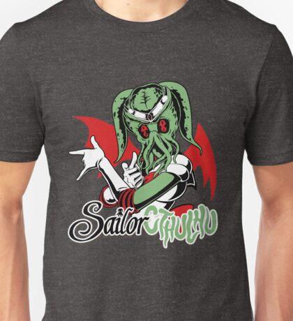 Sailor Cthulu Unisex T-Shirt