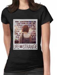 Life is strange Max Womens Fitted T-Shirt