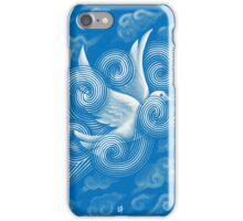 Crossing Clouds iPhone Case/Skin