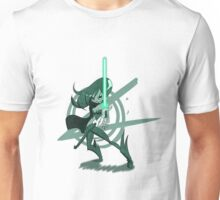 Fantasy Girl with Beam Saber Unisex T-Shirt