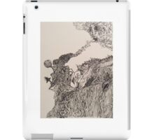 The wind iPad Case/Skin