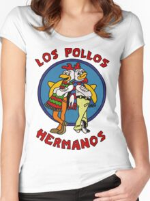 Los Polos Hermanos Women's Fitted Scoop T-Shirt