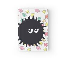 Exasperate Soot Sprite Hardcover Journal