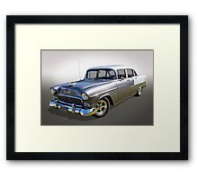 Two-Tone 55 Framed Print