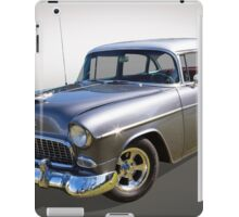 Two-Tone 55 iPad Case/Skin