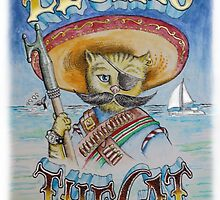 El Gato Technicolor by Grant Forbes