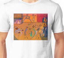 A Jazzy Bunch Unisex T-Shirt
