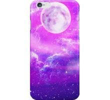 The Moon Above iPhone Case/Skin