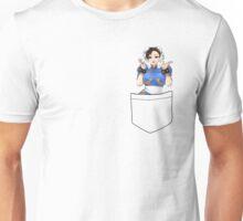 Chun-Li Pocket Unisex T-Shirt