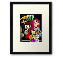 Case File 51 - Poster Framed Print