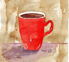 Coffee, coffee, coffee! by Maree Clarkson