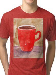 Coffee, coffee, coffee! Tri-blend T-Shirt