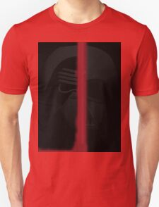 Star wars Dath Vader and Kylo Ren Unisex T-Shirt
