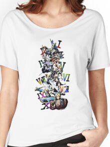 Final Fantasy Women's Relaxed Fit T-Shirt
