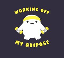 Working Off My Adipose Doctor Who Women's Tank Top