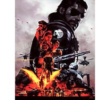 Metal Gear Solid V - The Phantom Pain Photographic Print