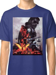 Metal Gear Solid V - The Phantom Pain Classic T-Shirt
