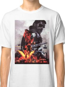 Metal Gear Solid V - The Phantom Pain Classic T-Shirt
