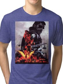 Metal Gear Solid V - The Phantom Pain Tri-blend T-Shirt