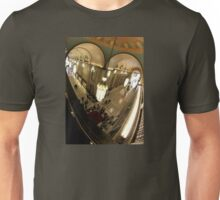 I LOVE the Fisher Building in Detroit, MI Unisex T-Shirt