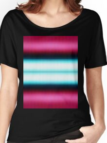 Pinky-blue Women's Relaxed Fit T-Shirt