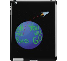 Oh, the Places iPad Case/Skin
