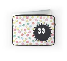 Ecstatic Soot Sprite Laptop Sleeve
