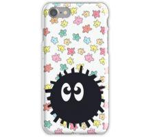 Carefree Soot Sprite iPhone Case/Skin