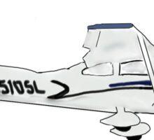 Plane Sticker