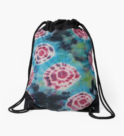 Tie Dye - DinamikTiDi pattern 1   Drawstring Bag