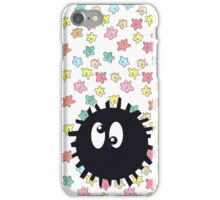 Silly Soot Sprite iPhone Case/Skin